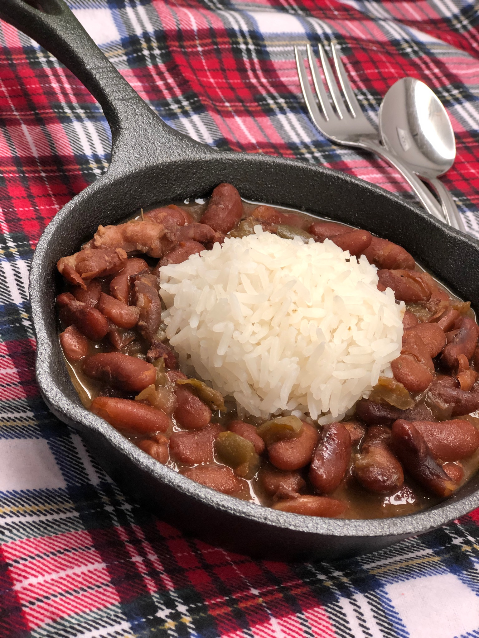 Instant Pot® NOLA Red Beans and Rice Diana71