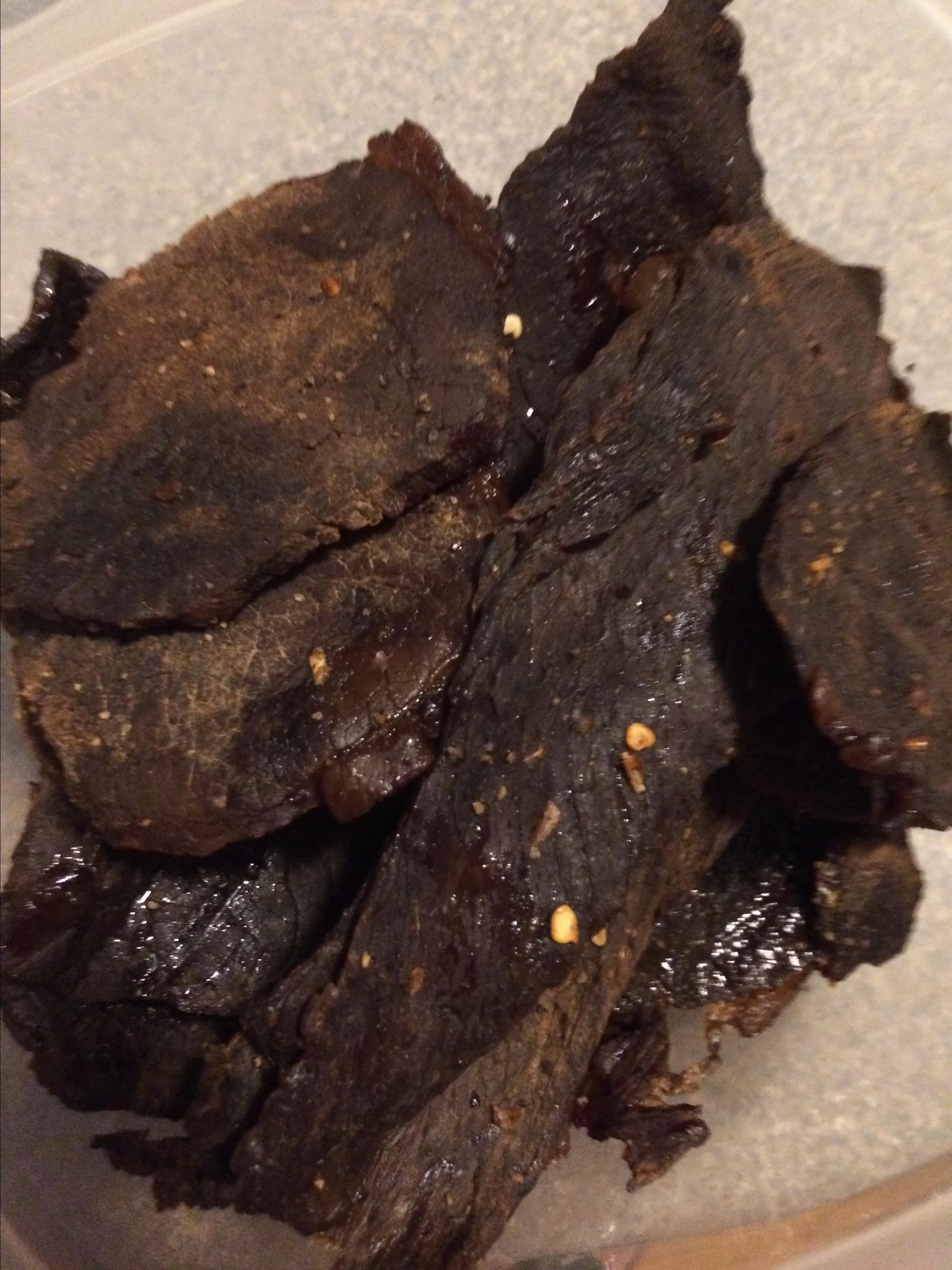 Homemade Beef Jerky Karen Haggenmaker