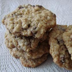 Oatmeal Chocolate Chip Cookies IV Cookies