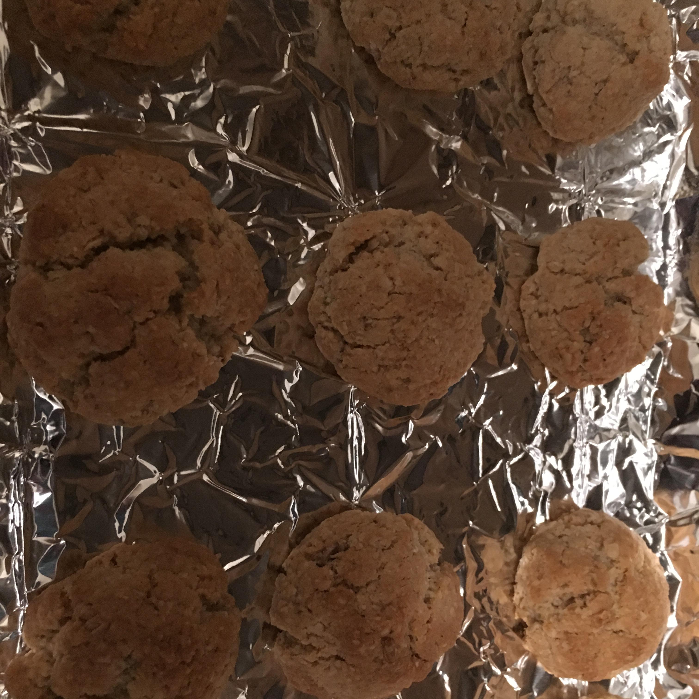 Coconut Oatmeal Cookies I