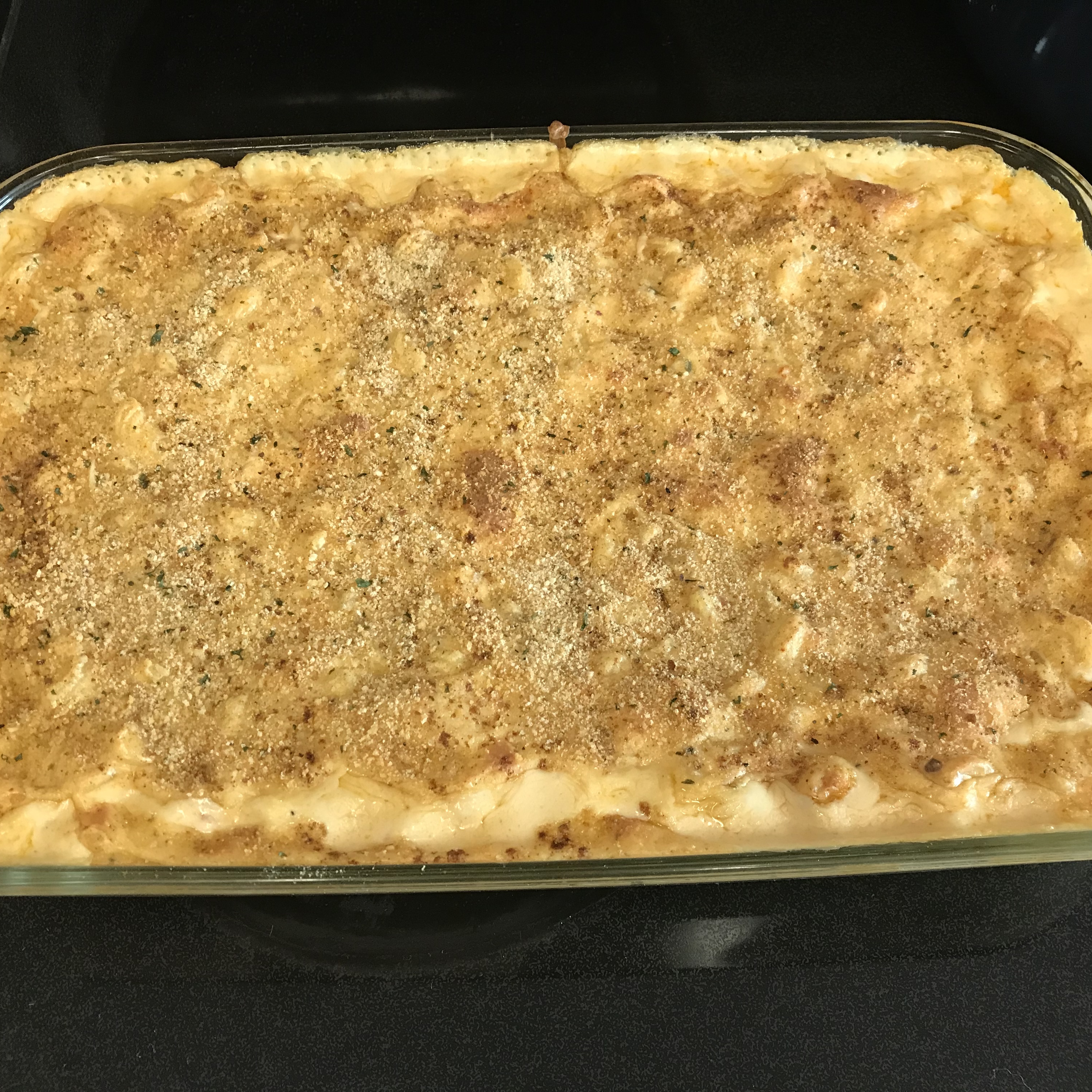 Chipotle Macaroni and Cheese Tom M
