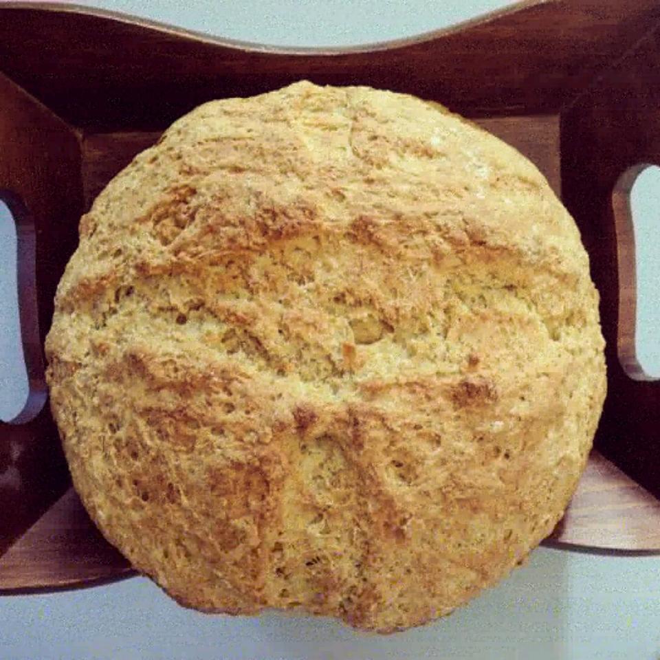 Beautiful Brown Soda Bread