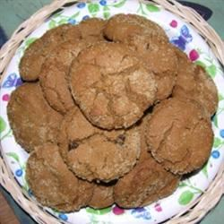 Soft Molasses Cookies I pholtey
