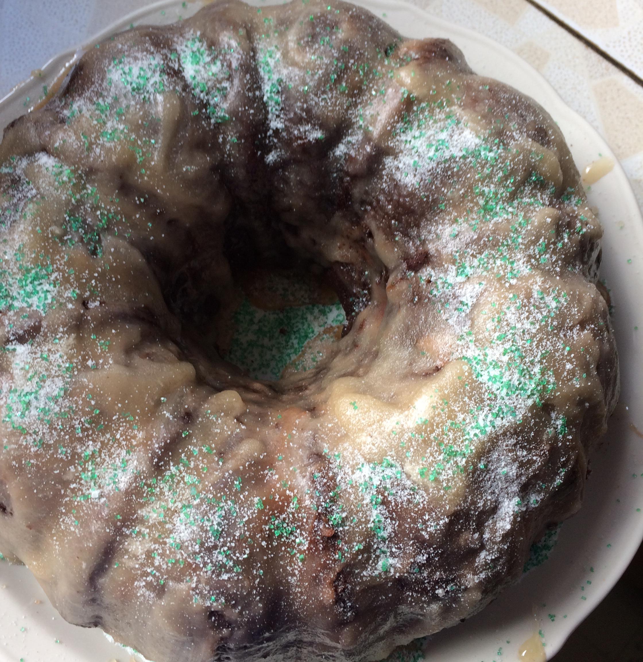 Dublin Drop Cake