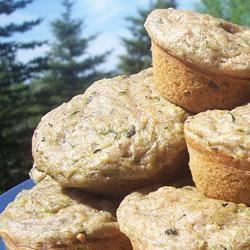 Super Duper Zucchini Muffins Sarah-May