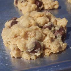 Chocolate Chip Krispies Sarah-May