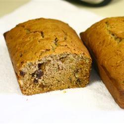 Zucchini Walnut Bread Barbara Domurat