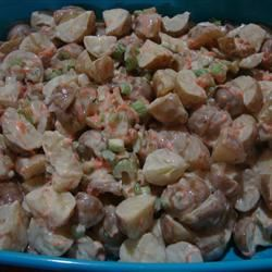 Restaurant-Style Potato Salad