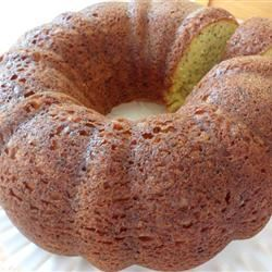 Poppy Seed Bundt Cake III RunnerGirl