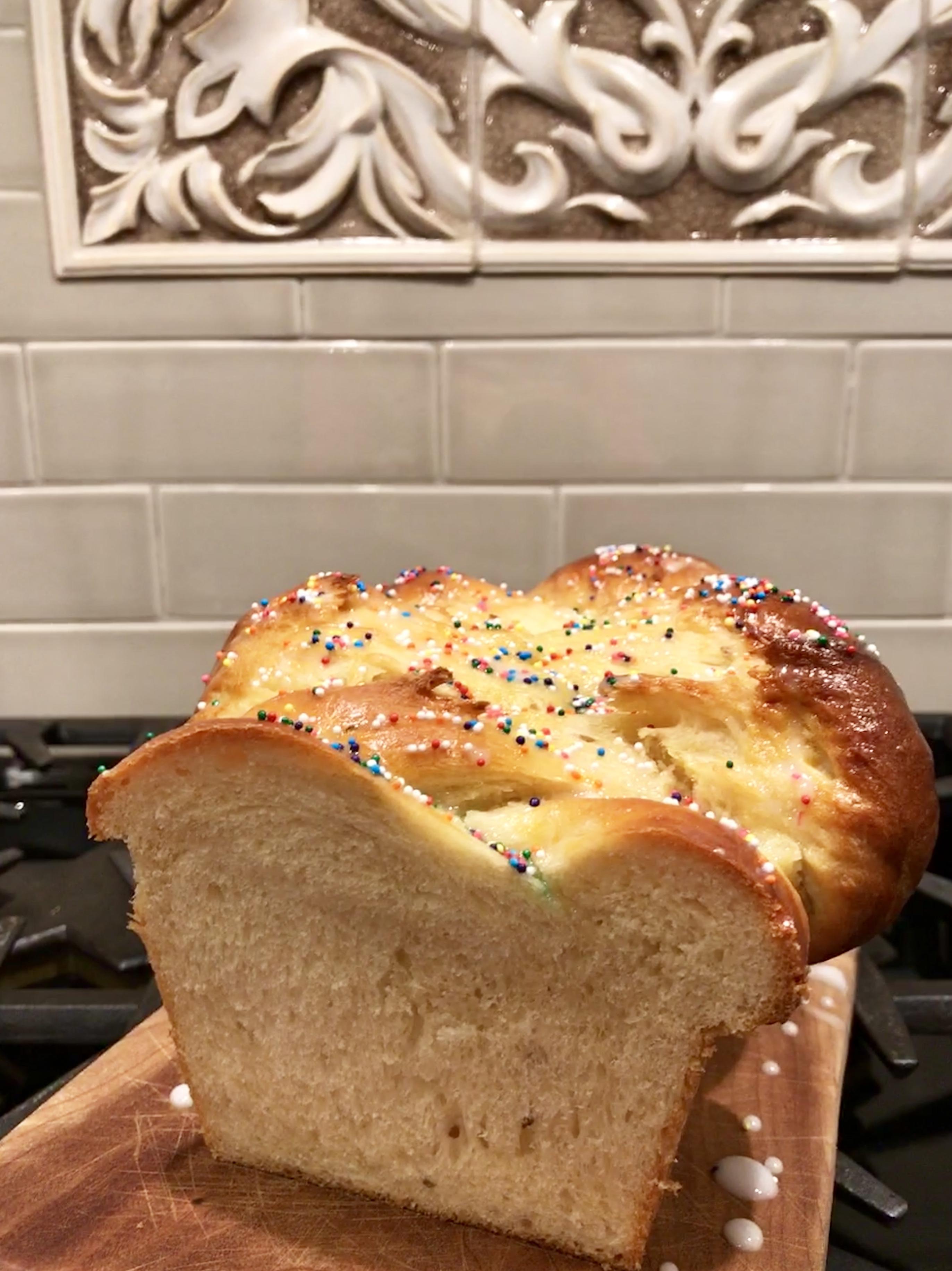 Chef John's Easter Bread