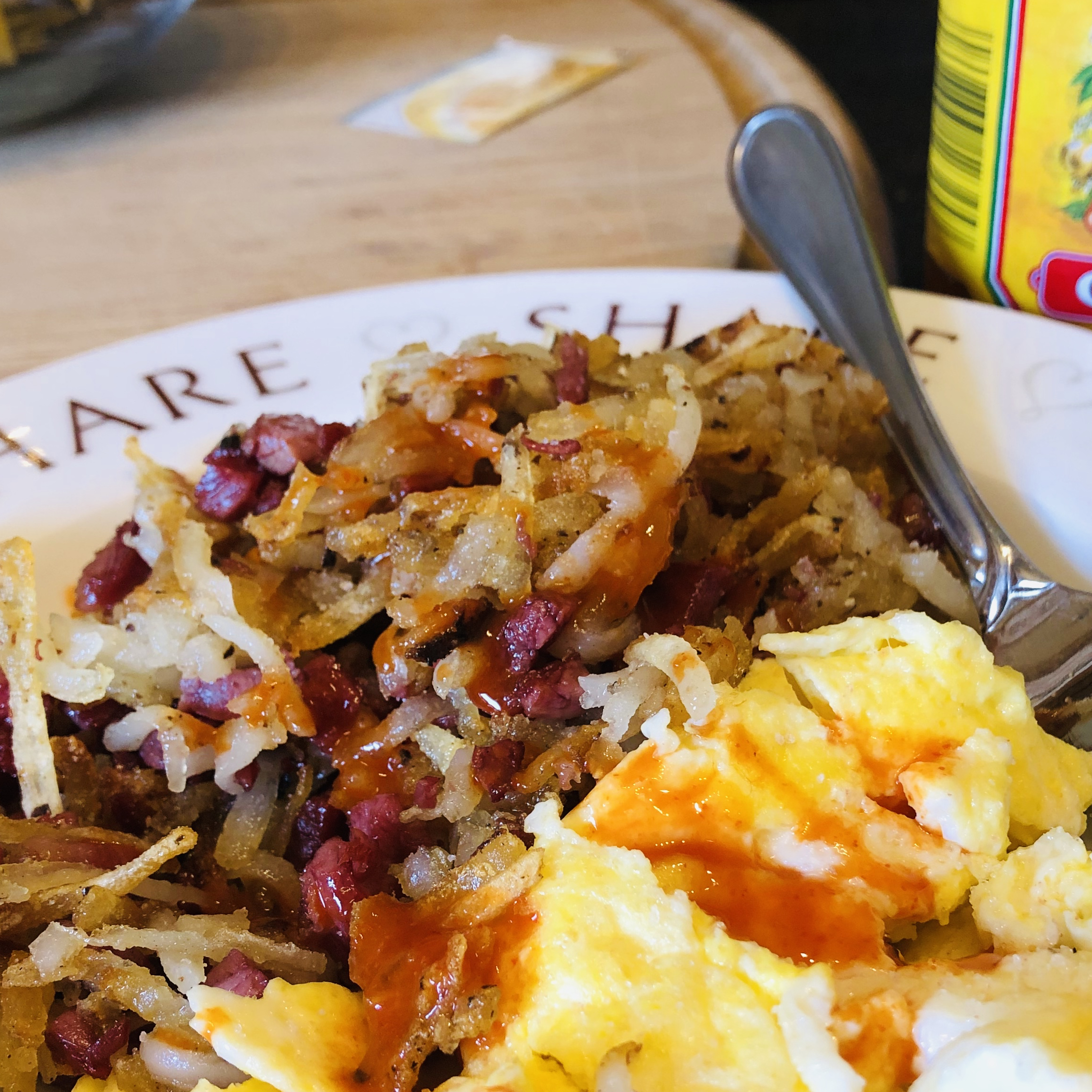 One Skillet Corned Beef Hash image