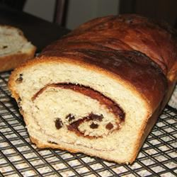 Cinnamon Raisin Bread I Beth B.