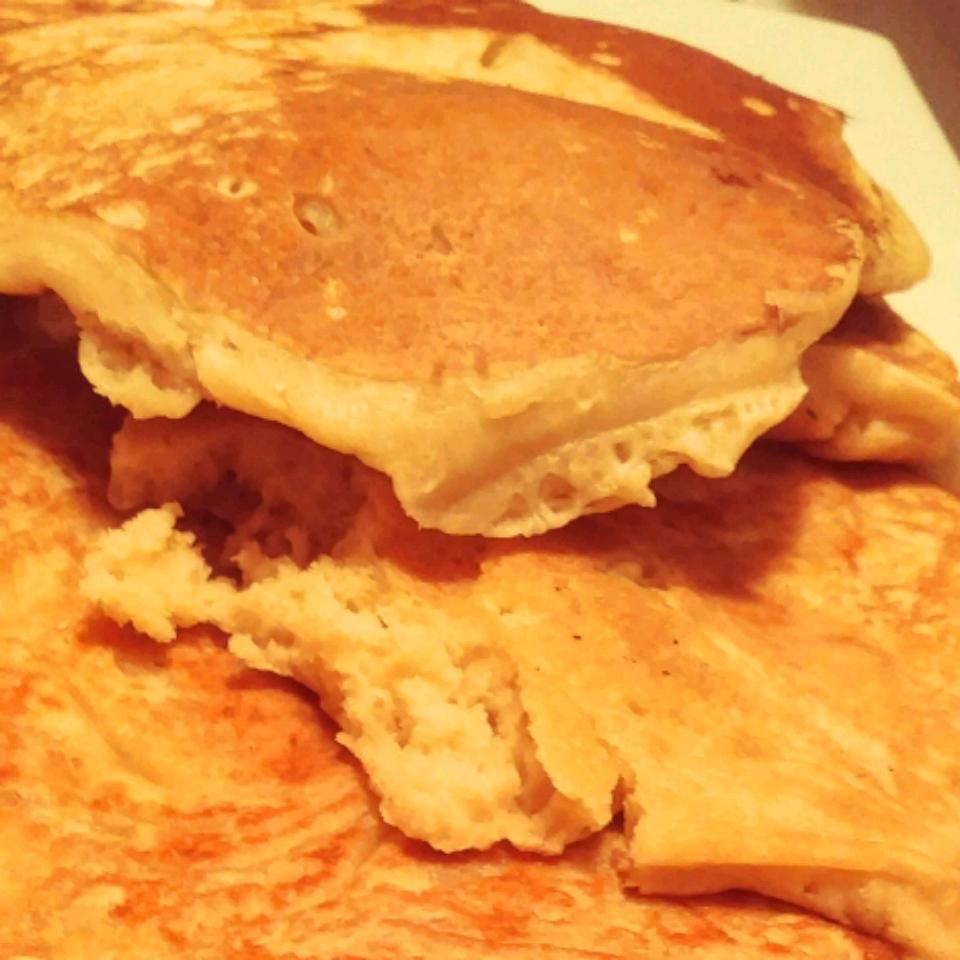Coconut Milk Pancake MeKe Mapletree