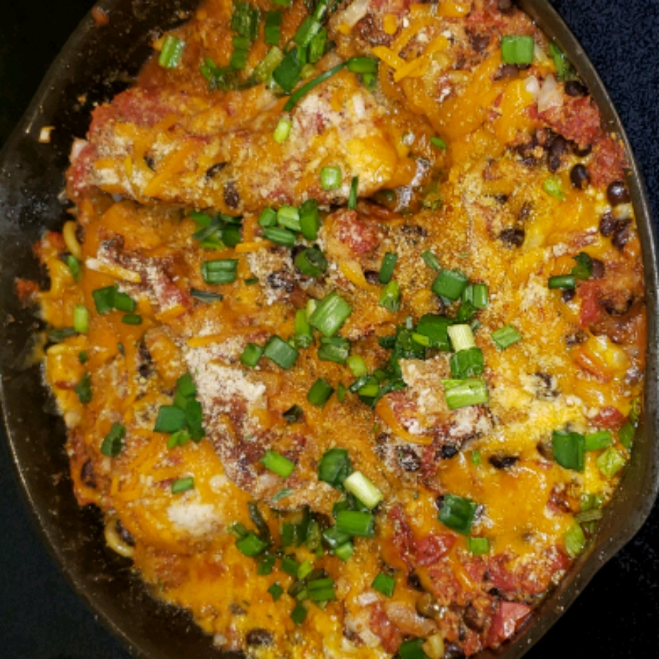 Easy Southwestern Chicken Eric Zeigler