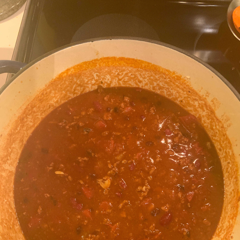 Chef John's Turkey Chili