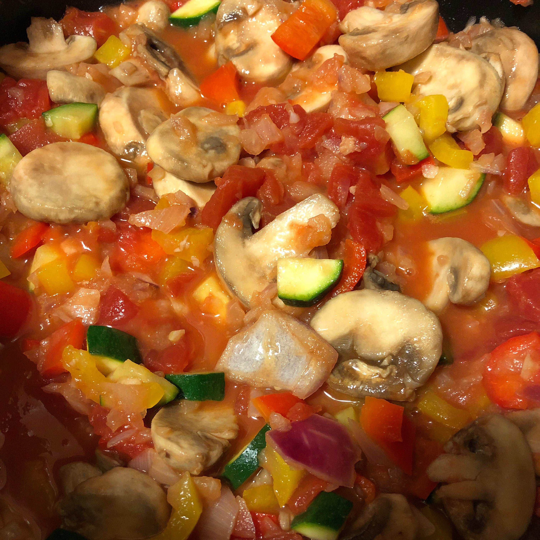 Easy Vegetarian Pasta PreciousVeal