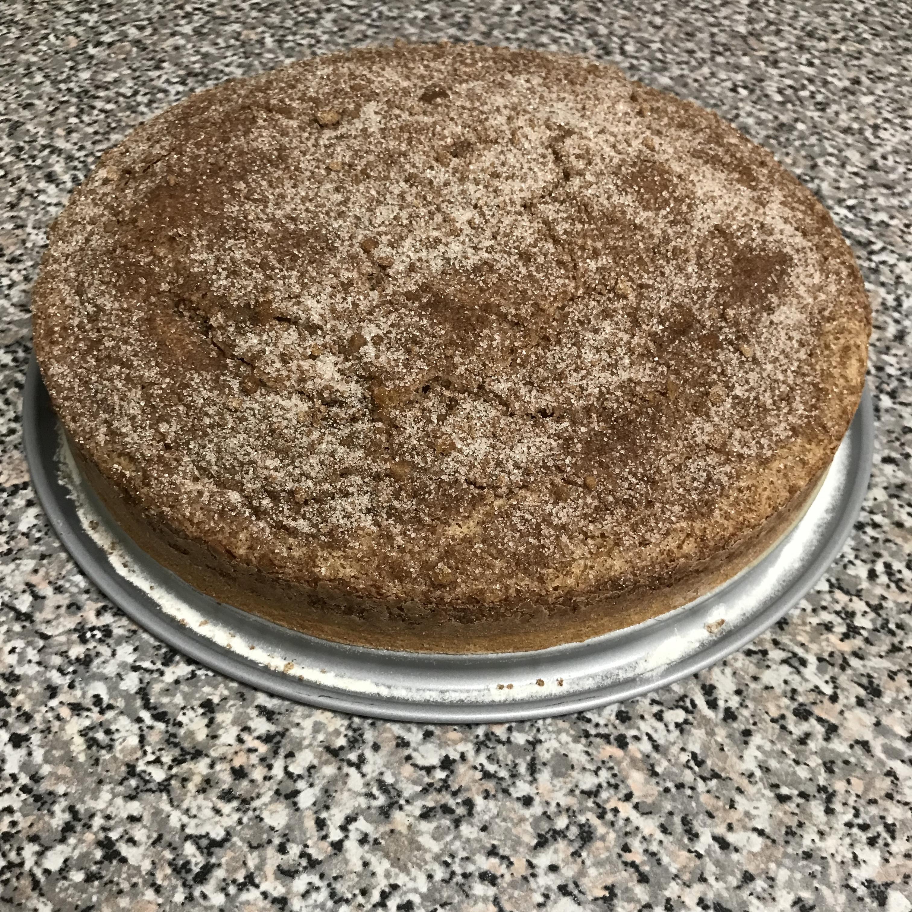 Snickerdoodle Cake II