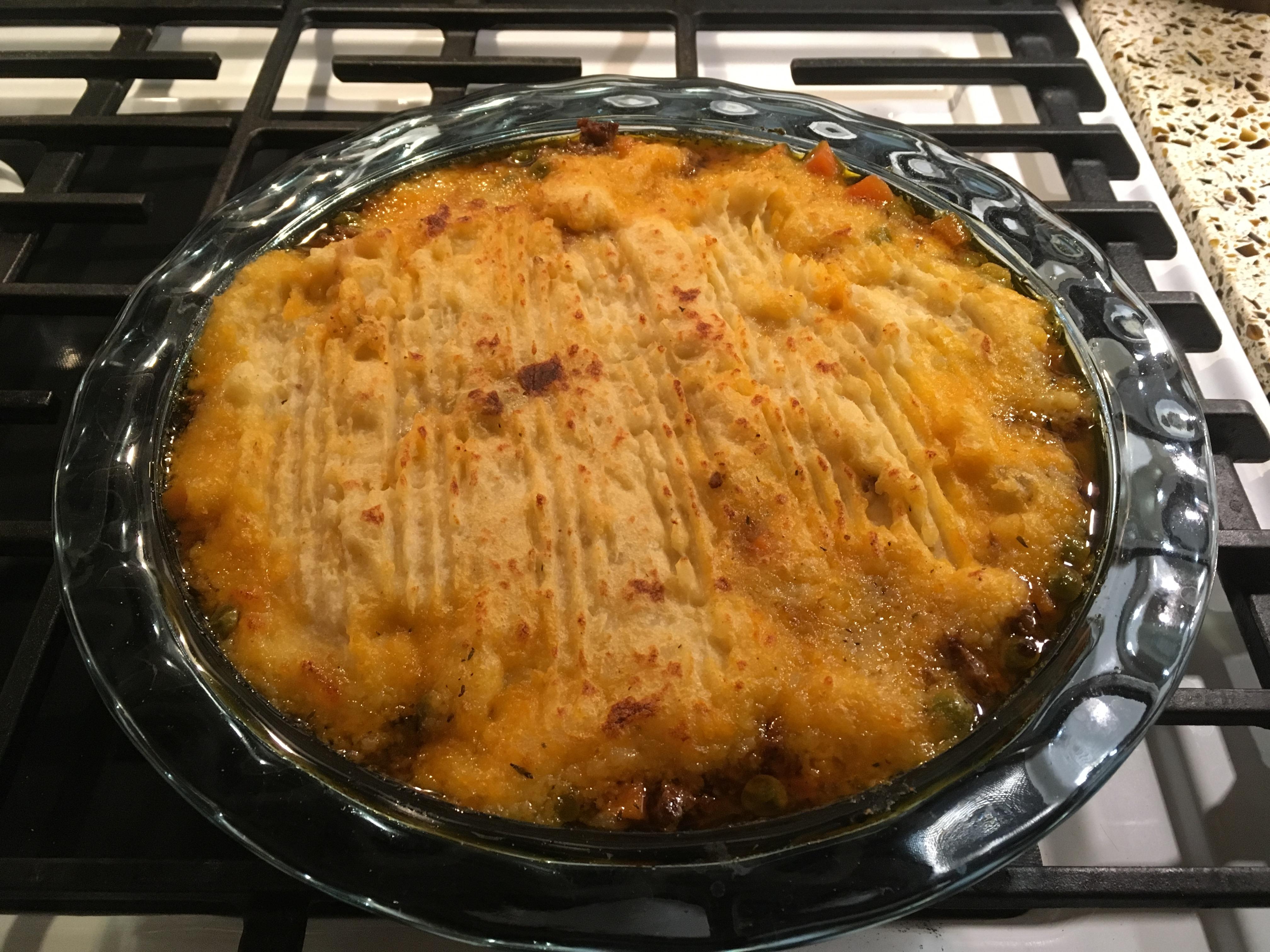 Instant Pot® Shepherd's Pie