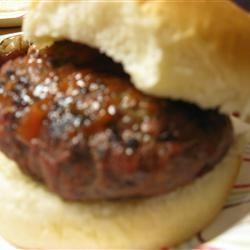 Basil Burgers McBacon