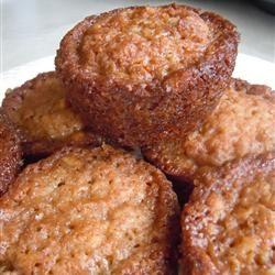 Pecan Pie Muffins loves2cook