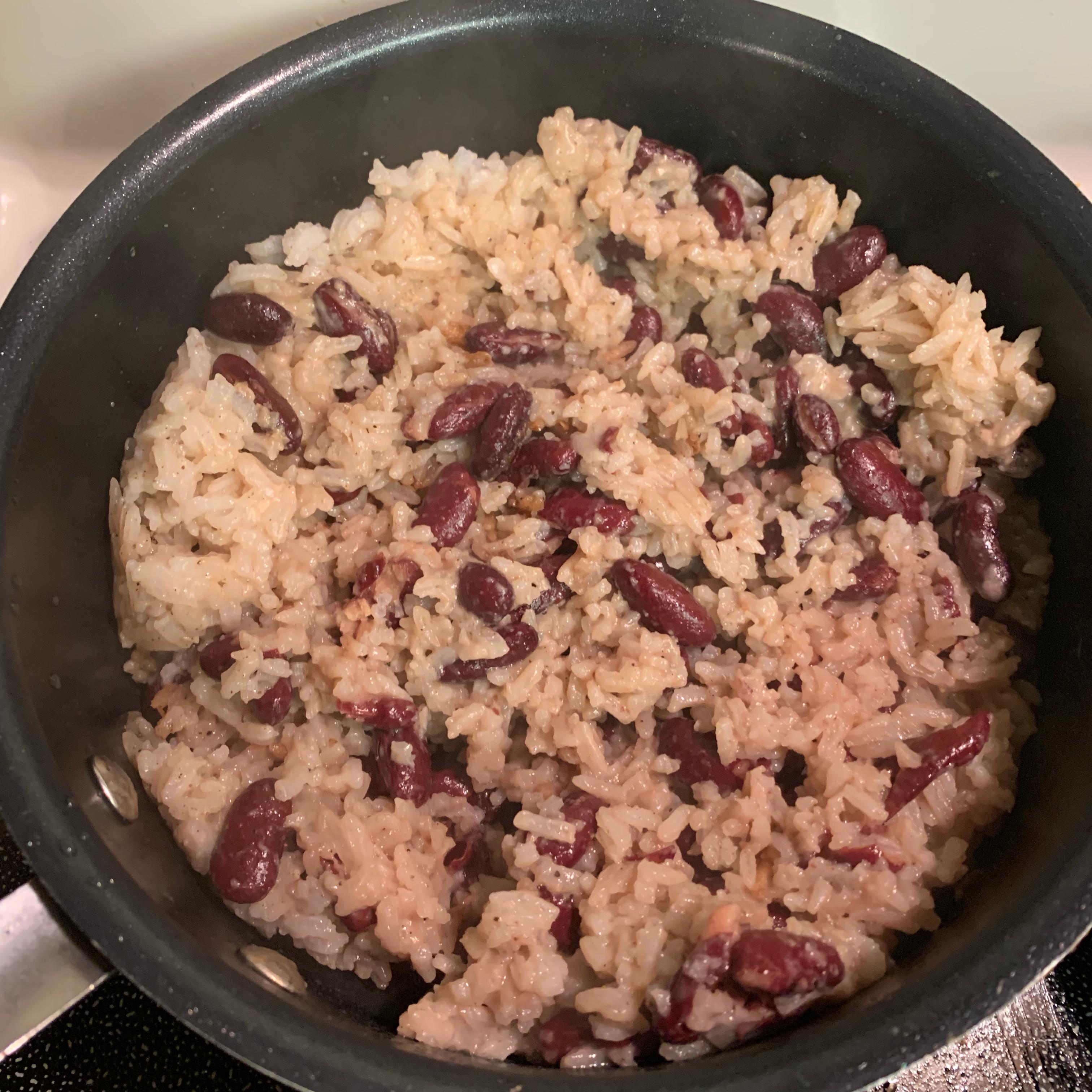 Jamaican Beans and Rice Dish Jaildoc