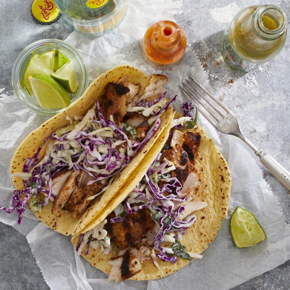 Grilled Fish Tacos Bruce Aidells