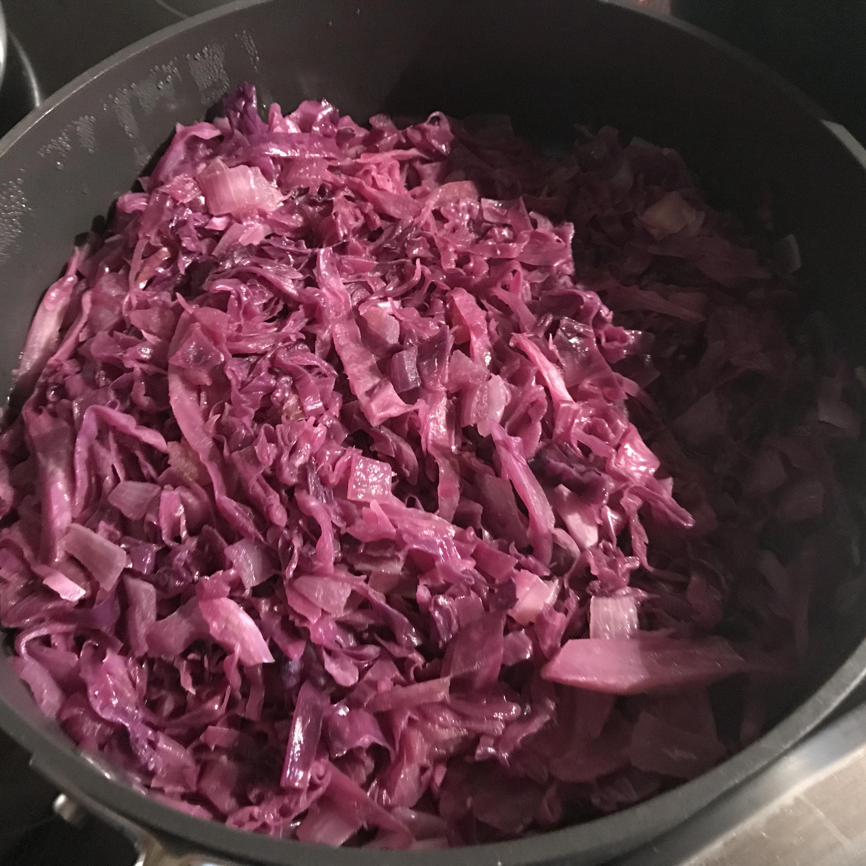Blaukraut (German Red Cabbage)