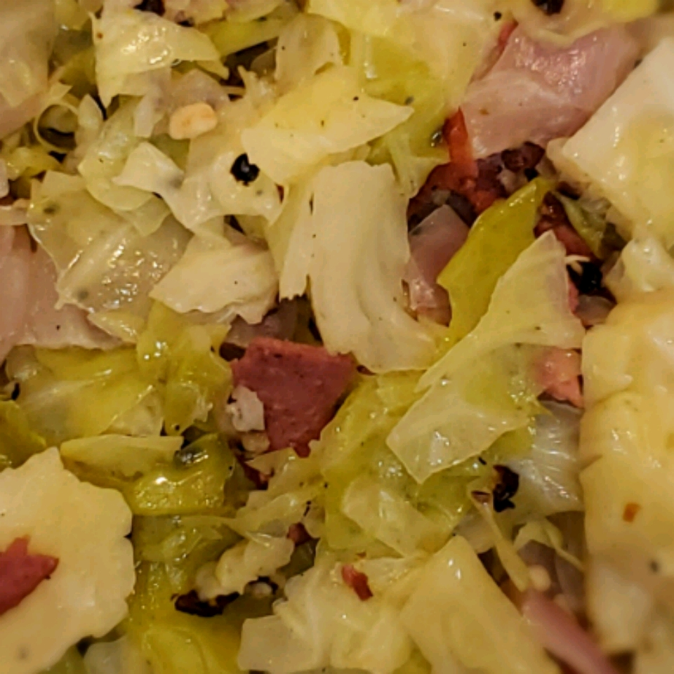 Southern Cabbage for the Pressure Cooker