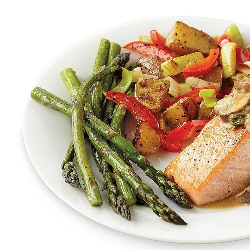 Quick Roasted Asparagus Diabetic Living Magazine