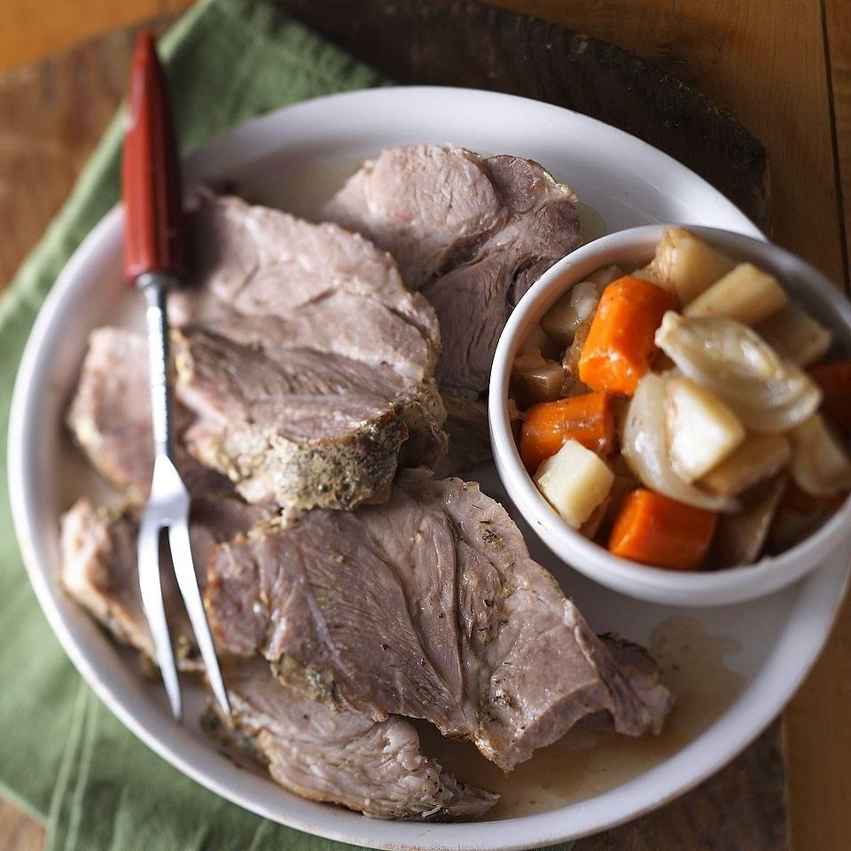 Home-Style Pork Pot Roast Diabetic Living Magazine