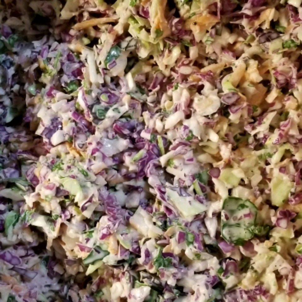 Cilantro-Lime Coleslaw Mary Short