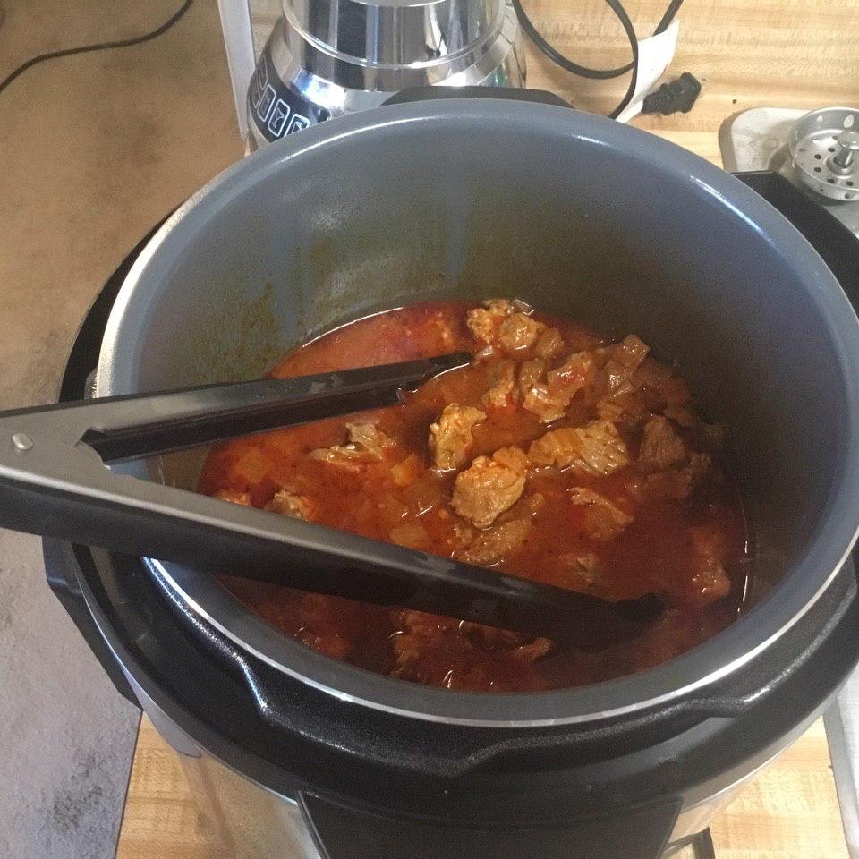 Instant Pot® Carne Adovado Plague Rat