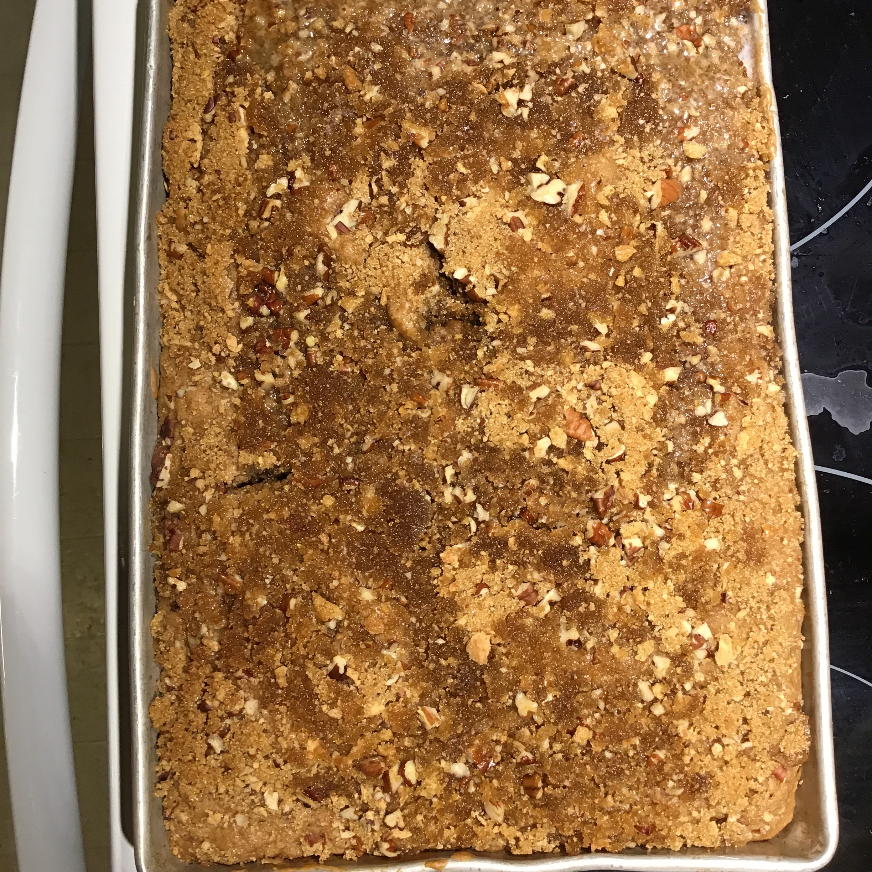 Texas Praline Coffee Cake Ernie