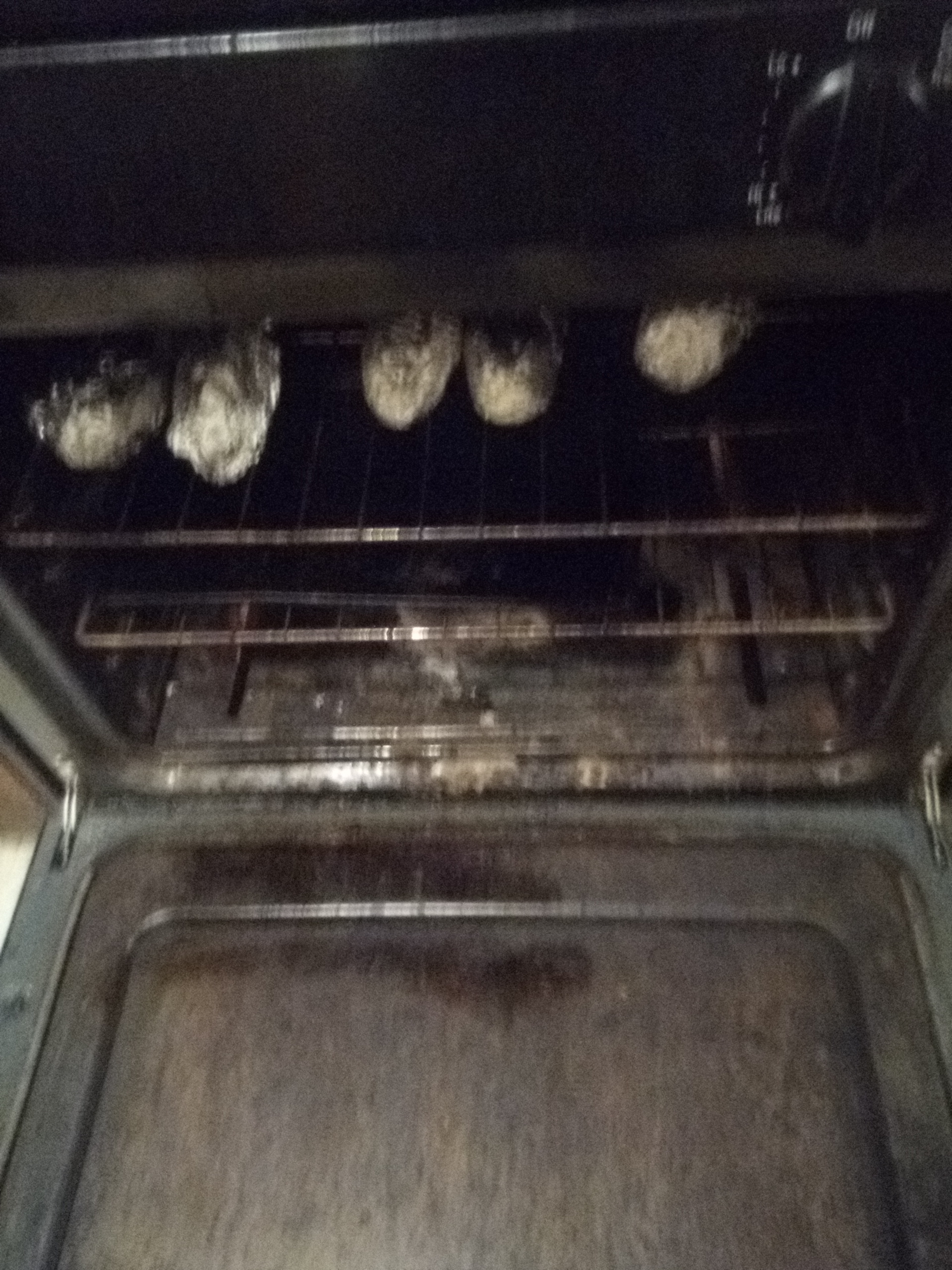 Foil Potatoes