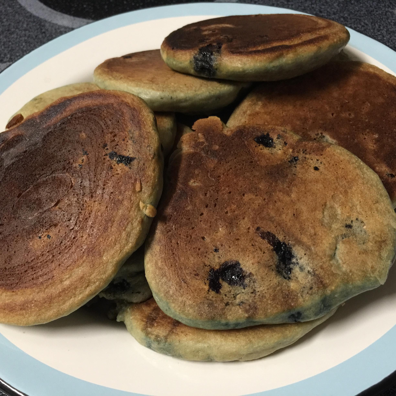 Almond Flour Paleo Pancakes BobbyD