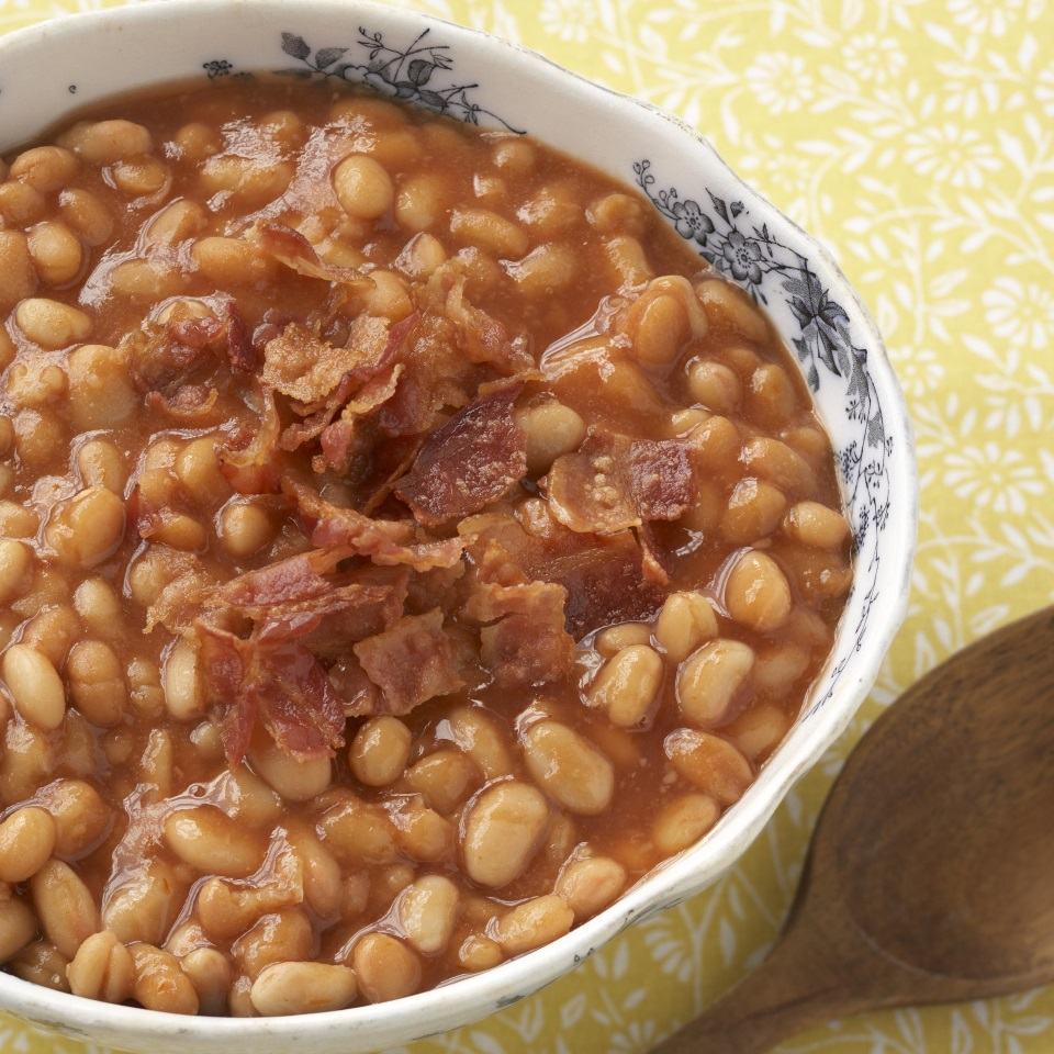 Baked Navy Beans Diabetic Living Magazine