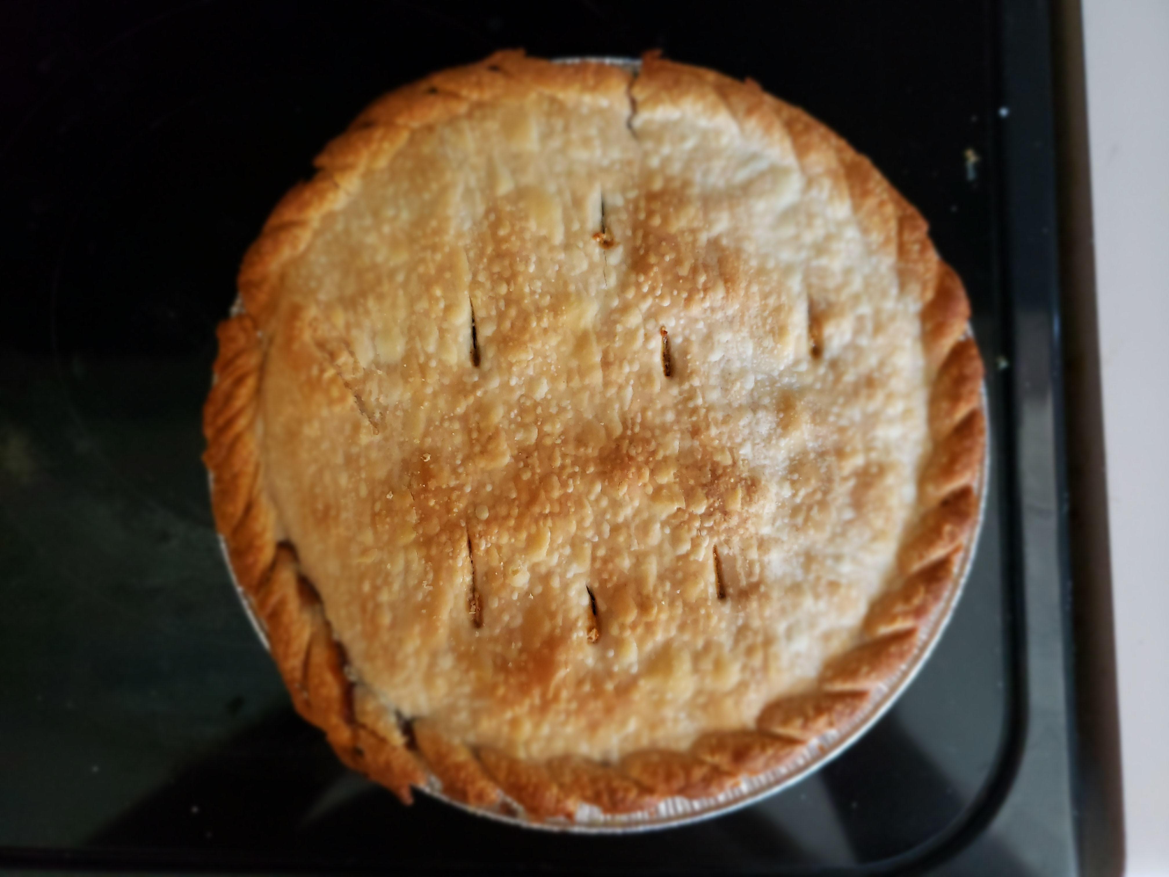 Old Fashioned Raisin Pie I