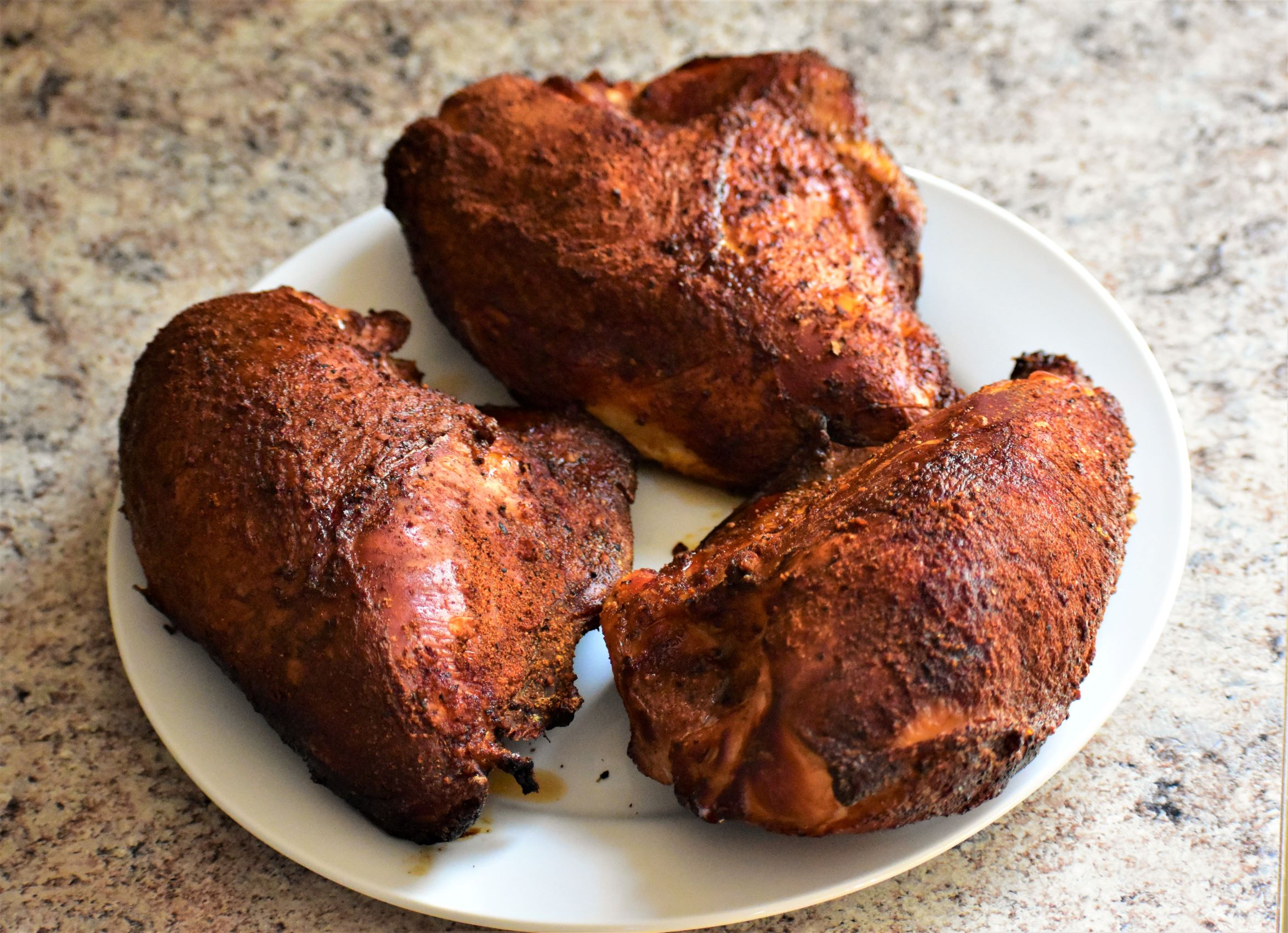 Smoked Chicken Breasts Kim