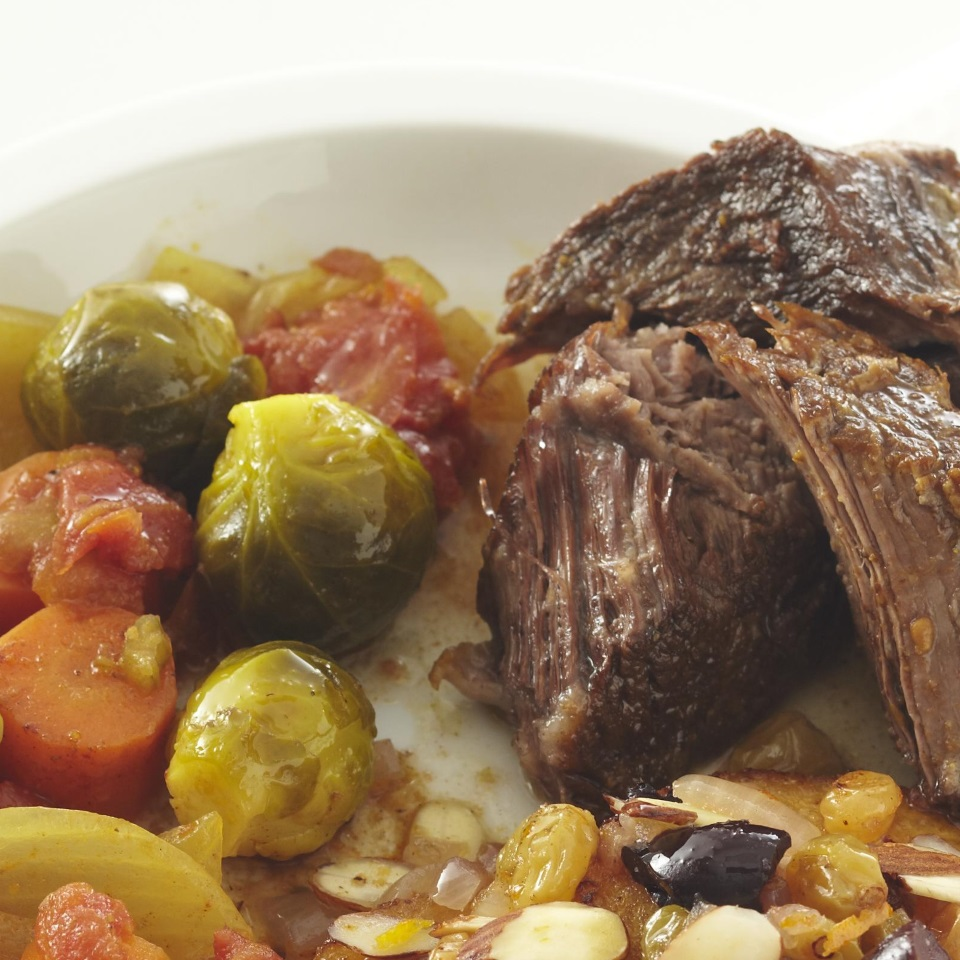 Spiced Beef with Vegetables Trusted Brands