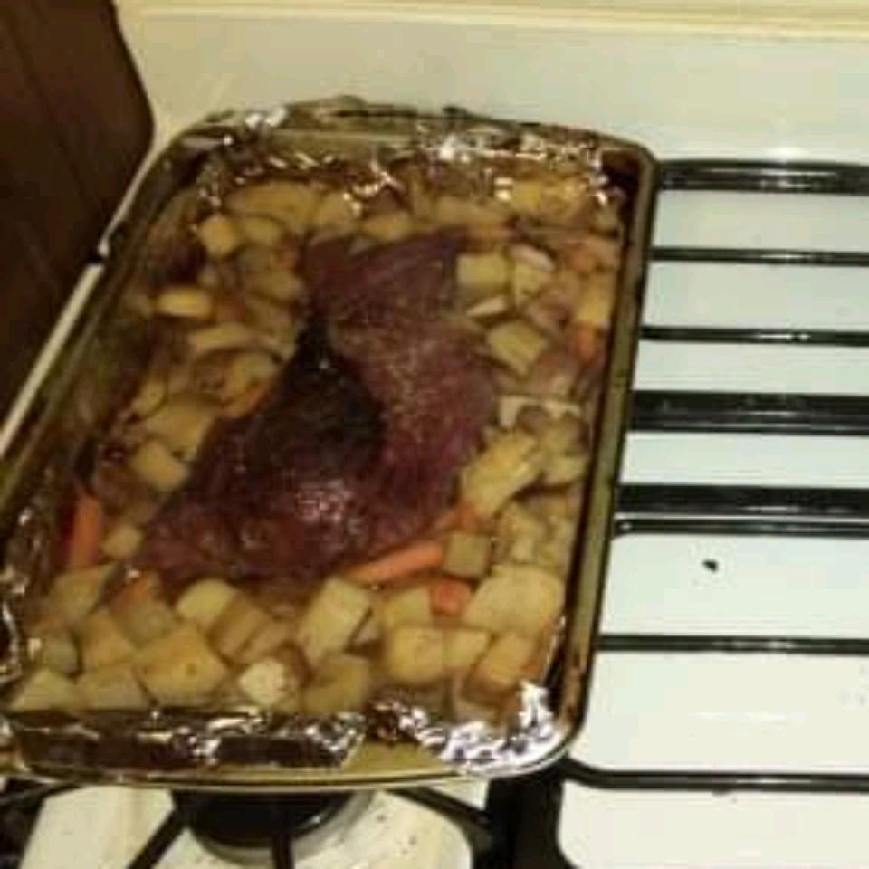Corned Beef Roast Catherine