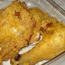 Crispy Baked Chicken Susan May