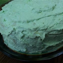 Green Cake pomplemousse