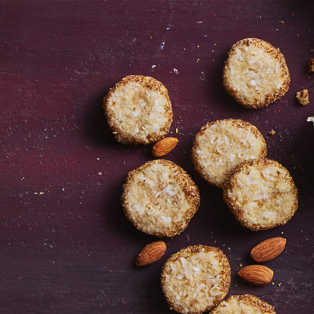 Low-Carb Almond Coconut Sandies (Keto, Gluten-Free)