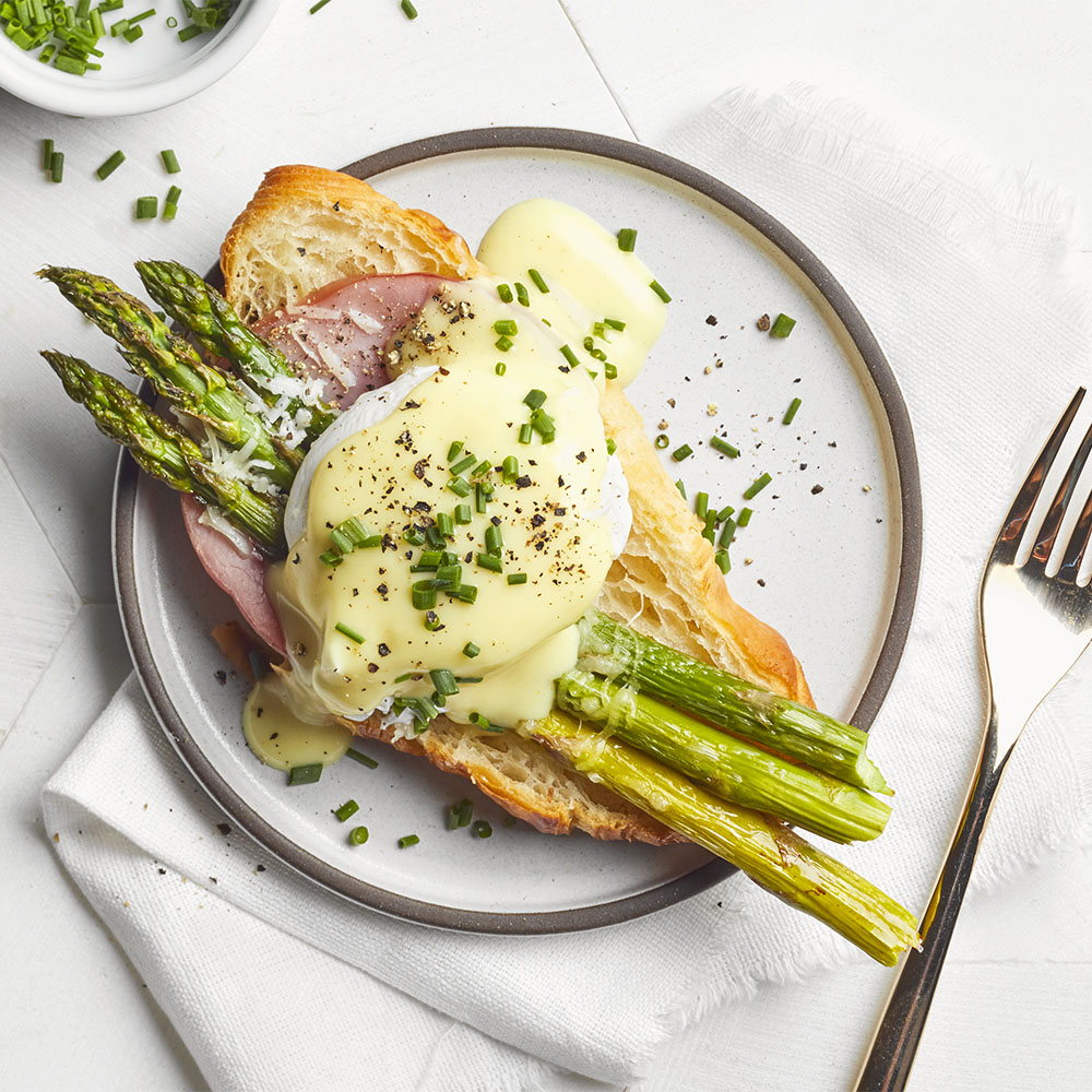 Honeymoon Eggs Benedict Allrecipes Magazine