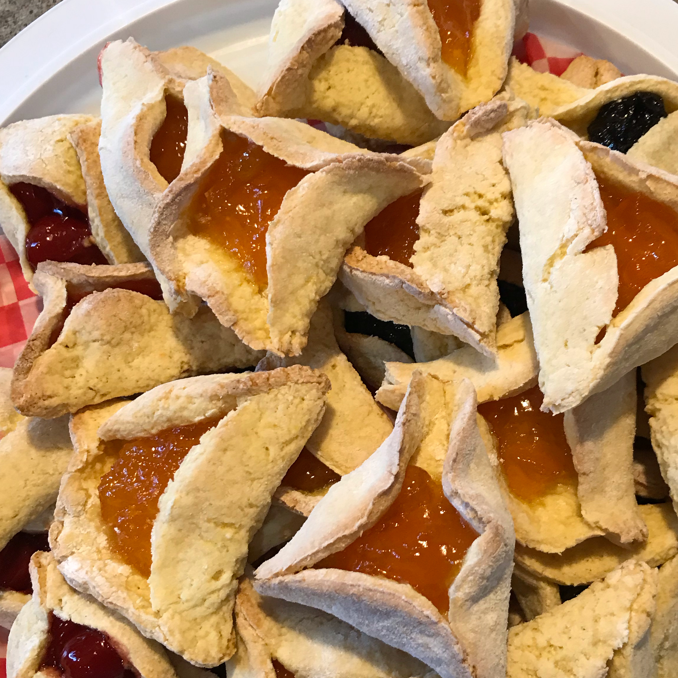Working Mom's Hamentashen