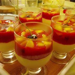 Creamy Mango Sorbet amna