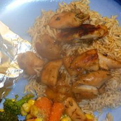 Foil-Baked Chicken Sheila Coito