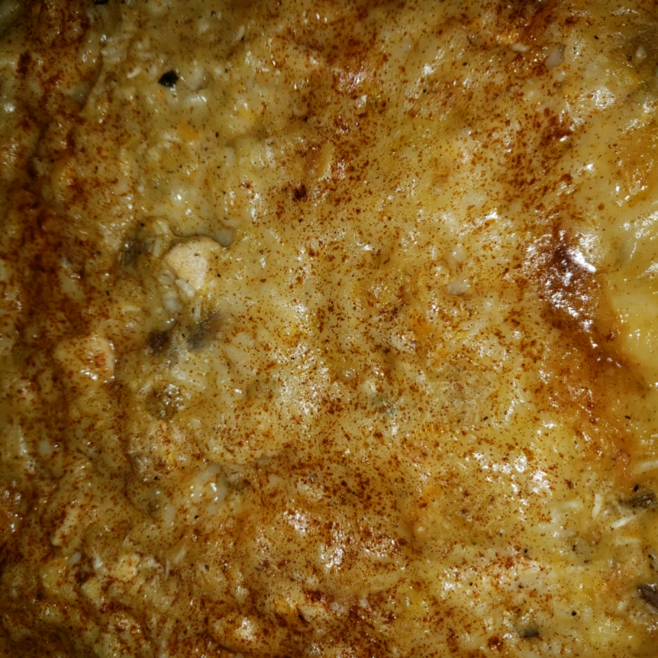 Mamaw's Chicken and Rice Casserole