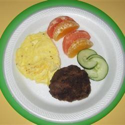 Homemade Beef Breakfast Sausage Patties wambui2