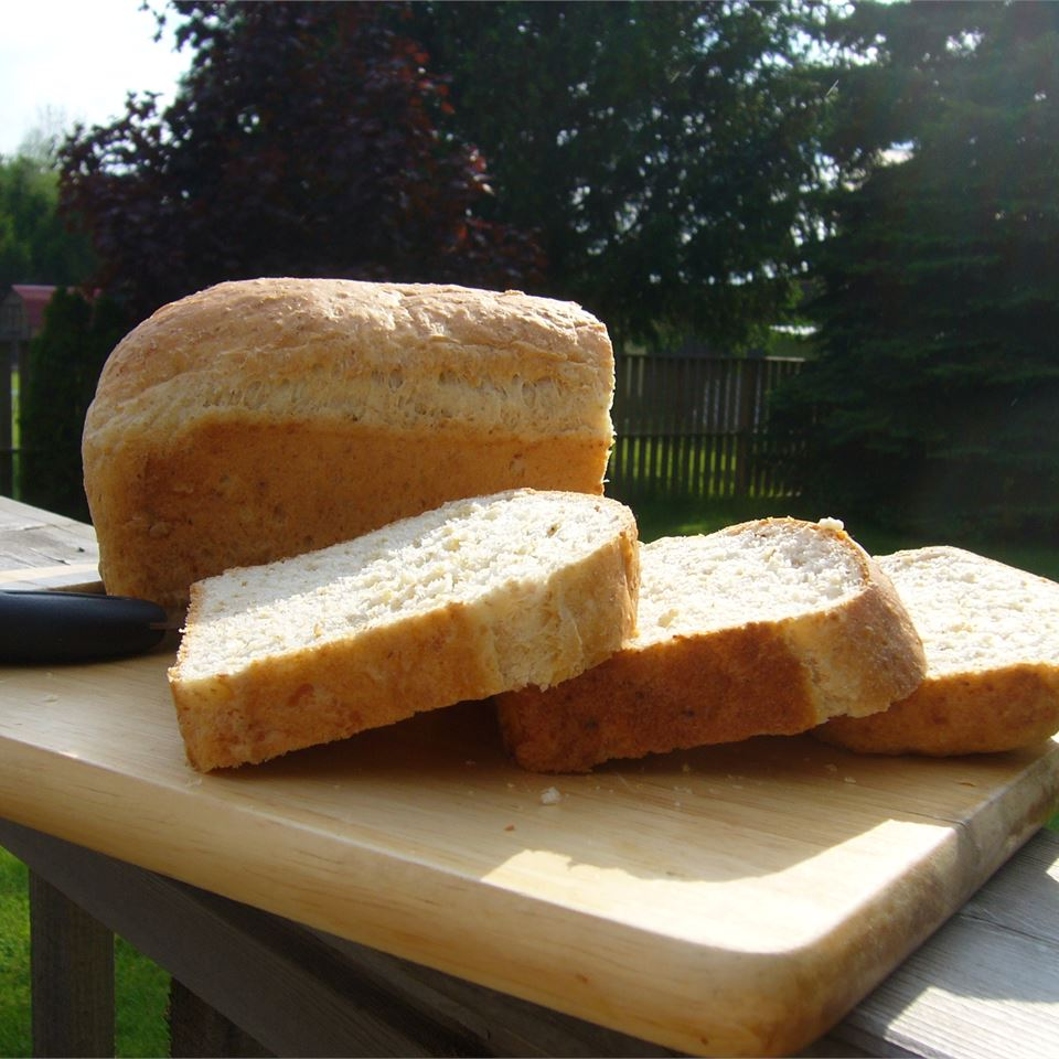Light Oat Bread 5Foot3